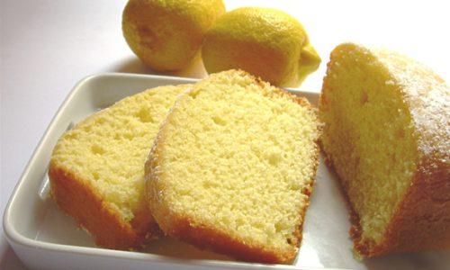 Plumcake yogurt e limone ricetta dolce senza burro