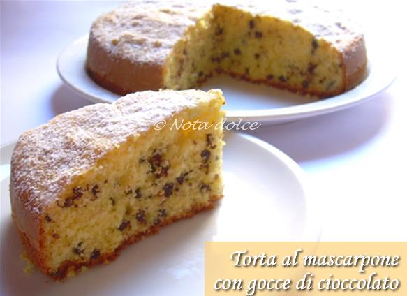 Ricette dolci mascarpone veloci
