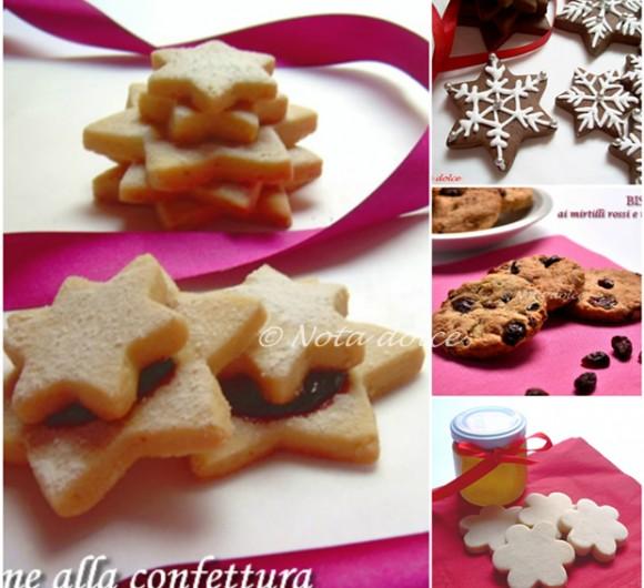 Biscotti per Natale 2014, ricette golose
