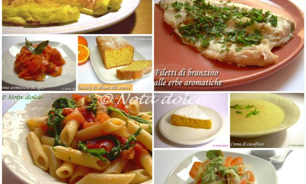 Menu leggero post feste ricette light e facili