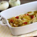 Cipolle arraganate, ricetta semplice