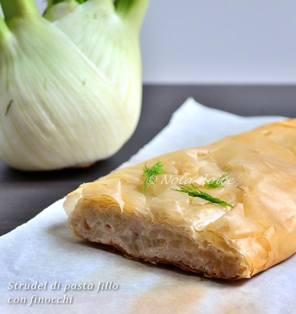 Ricette vegetariane con la pasta fillo