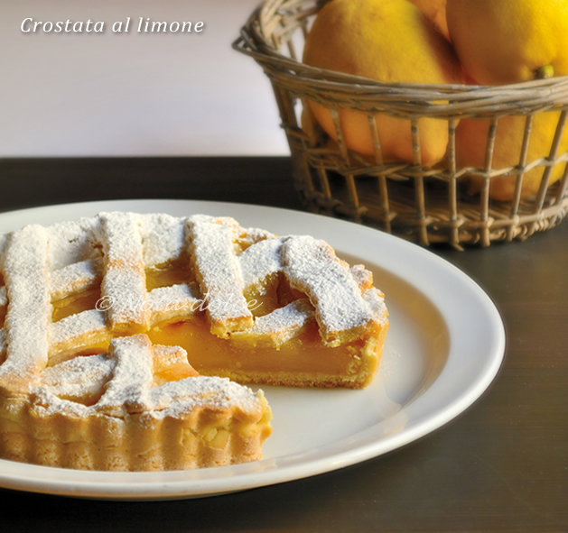 Crostata al limone, ricetta dolce