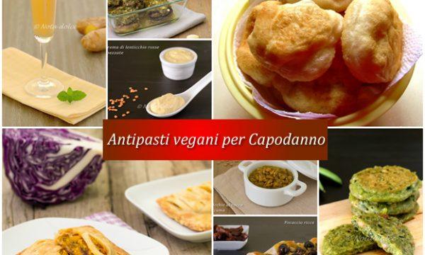 Antipasti vegani per Capodanno ricette sfiziose