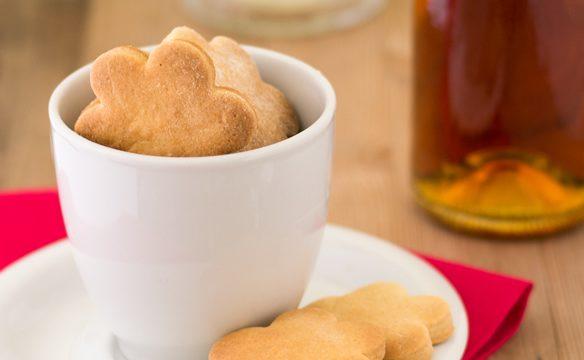 Biscotti al passito ricetta dolce vegana facile