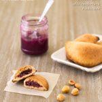 Ravioli dolci alla confettura e nocciole ricetta vegana