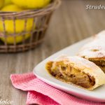 Strudel di mele vegano ricetta senza burro e senza uova