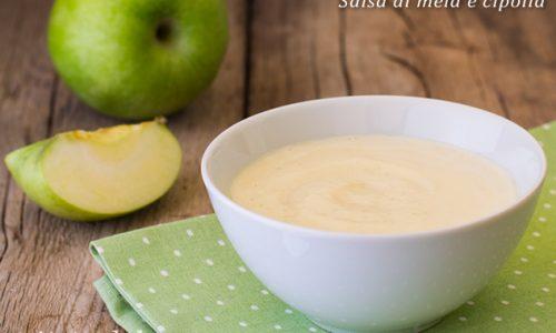 Salsa di mela e cipolla ricetta facile