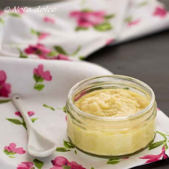 Margarina con olio di cocco ricetta facile