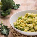 Orecchiette con broccoli e fave secche ricetta facile