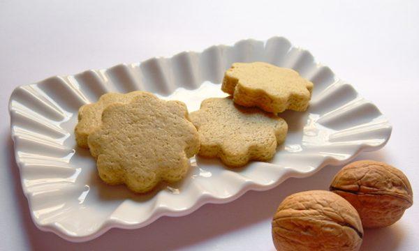 Biscotti alle noci ricetta dolce biscotti al burro