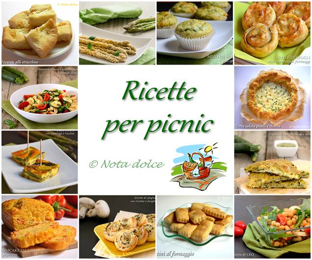 Célèbre Ricette Piatti freddi per picnic - Le ricette di GialloZafferano WF15
