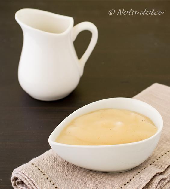 Besciamella con latte di riso ricetta facile