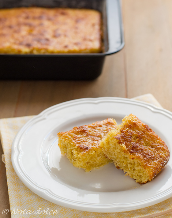 Platano cake ricetta torta vegana facile