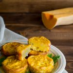 Tortini di zucca e verza con farina di mais ricetta facile