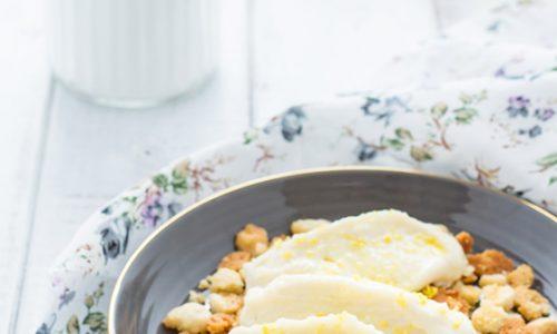 Cheesecake scomposta al limone ricetta golosa