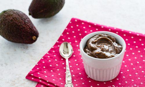 Crema avocado e cacao ricetta velocissima