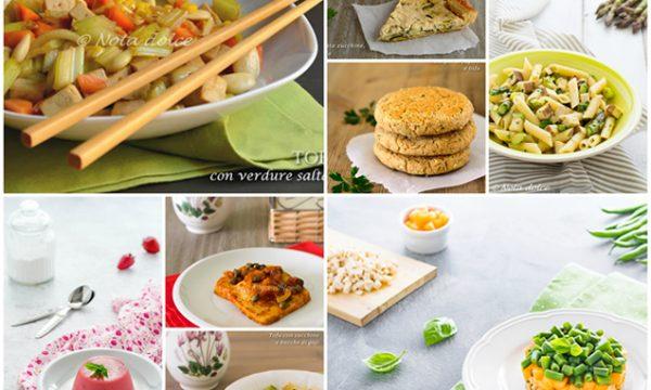 Ricette facili con il tofu – idee gustose e saporite