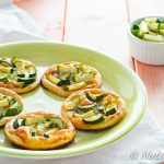 Pizzette di sfoglia alle zucchine ricetta sfiziosa