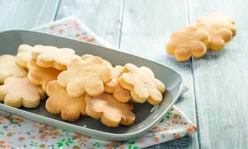 Biscotti semplici senza glutine ricetta dolce facile