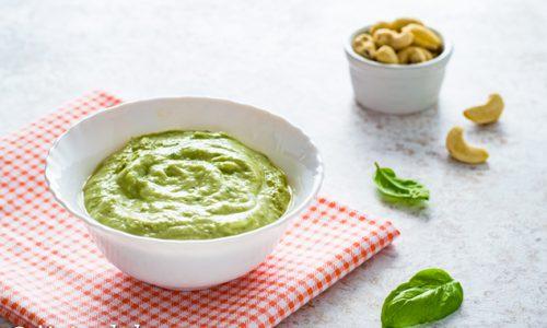 Salsa di avocado e anacardi ricetta facile e gustosa