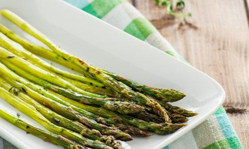 Asparagi arrostiti ricetta facile e veloce