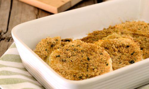 Cavolo rapa al forno ricetta facile