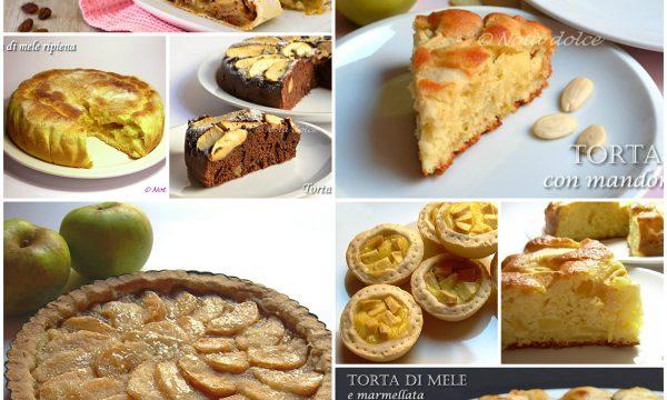 Dolci con le mele: ricette di torte di mele, crostate, brioche e dolcetti