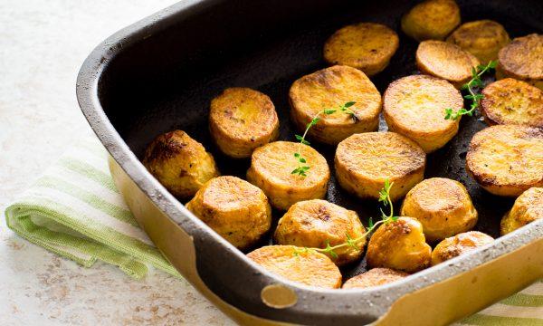 Patate fondenti ricetta gustosa facile al forno