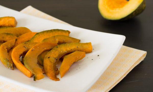 Zucca marinata al forno ricetta contorno