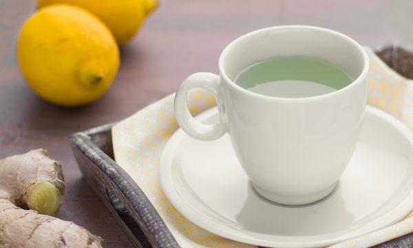 Tisana zenzero e limone ricetta con estrattore