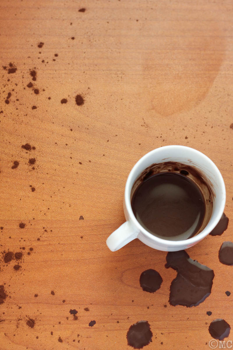glassa al cacao senza latte