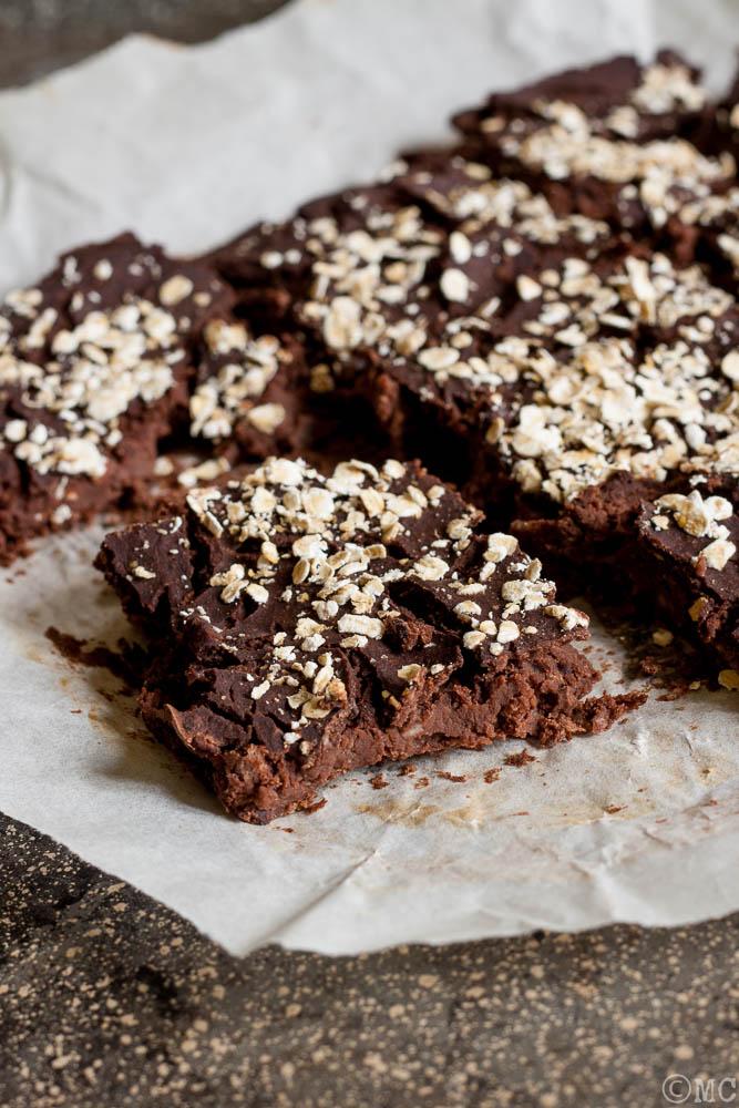 Brownies gluten free ai fagioli