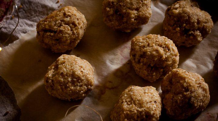 Frittelle di baccalà fit, una ricetta natalizia