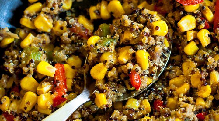 Fit Corn Maque Choux, una ricetta americana