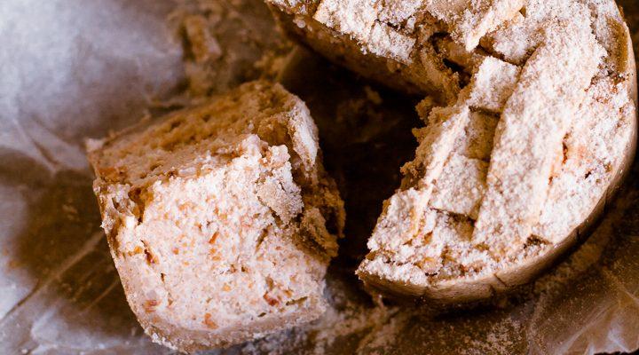 Pastiera gluten-free monoporzione