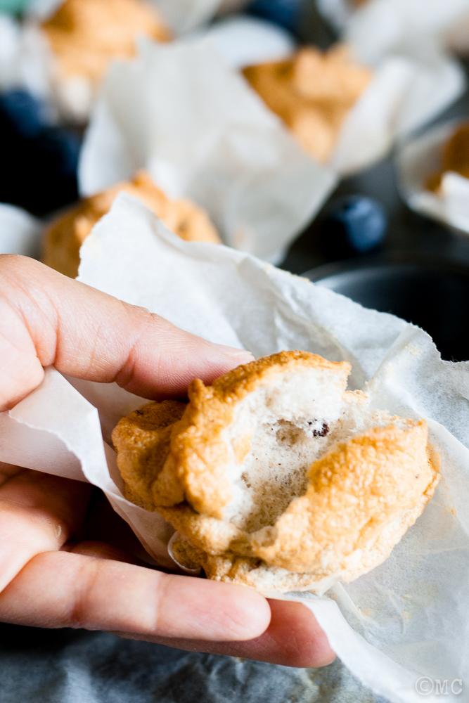 muffin proteici gluten-free