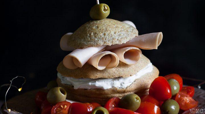 Panettone gastronomico fatto in casa e senza glutine