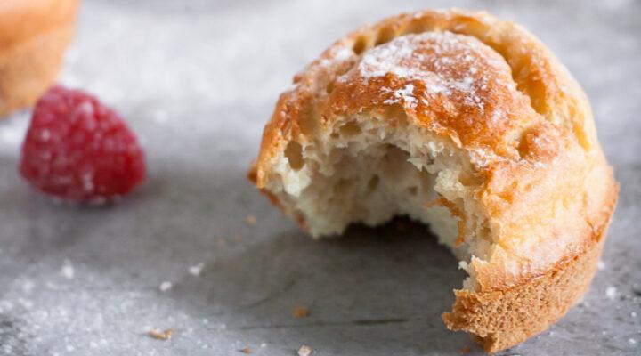 Muffin allo yogurt: soffici e senza glutine