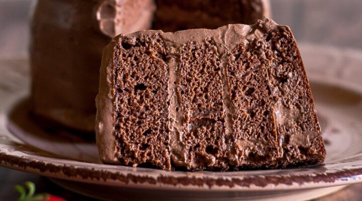 Devil's Food Cake senza glutine
