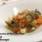 zuppa di patate e uova