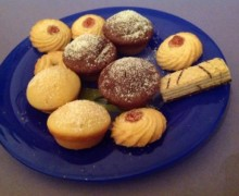 muffins from cake mix