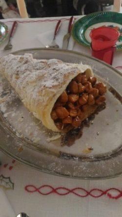 Struffoli con miele ricetta