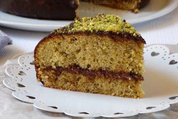 torta pistacchio e nutella