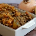 lenticchie al pomodoro