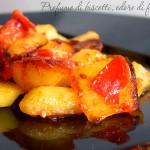 patate pomodorini e cipolla