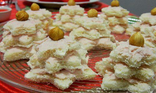 Tartine natalizie - ricetta Natale