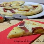 pizza tuma e patate