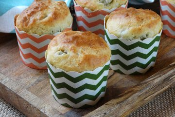 muffin alle fave sofficissimi