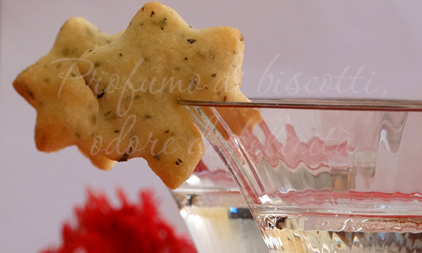 Biscotti salati da aperitivo
